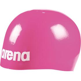 arena Moulded Pro II Gorro de natación, rosa